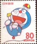 Sellos de Asia - Japón -  Scott#2564 Intercambio 0,40 usd  80 y. 1997