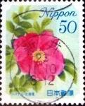 Stamps Japan -  Scott#3031 Intercambio 0,50 usd  50 y. 2008