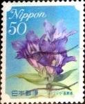 Stamps Japan -  Scott#3034 Intercambio 0,50 usd  50 y. 2008