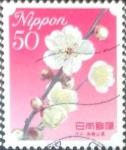 de Asia - Japón -  Scott#3080 Intercambio 0,45 usd  50 y. 2008