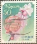 de Asia - Japón -  Scott#3082 Intercambio 0,45 usd  50 y. 2008