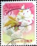 Stamps Japan -  Scott#3098 Intercambio 0,50 usd  50 y. 2009
