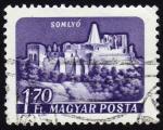 Stamps Hungary -  COL-