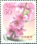 Sellos de Asia - Japón -  Scott#3180 Intercambio 0,50 usd  50 y. 2009