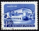 Sellos de Europa - Hungría -  COL-CASTILLO DE SIKLÓS