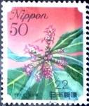 Sellos de Asia - Japón -  Scott#3183 Intercambio 0,50 usd  50 y. 2009