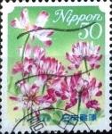 Sellos de Asia - Japón -  Scott#3195 Intercambio 0,50 usd  50 y. 2010