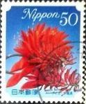 Sellos de Asia - Japón -  Scott#3197 Intercambio 0,50 usd  50 y. 2010