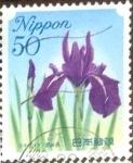Stamps Japan -  Scott#3210 Intercambio 0,50 usd  50 y. 2010