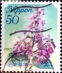 Stamps Japan -  Scott#3224 Intercambio 0,50 usd  50 y. 2010