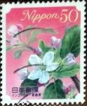 Sellos de Asia - Japón -  Scott#3306 Intercambio 0,50 usd  50 y. 2011