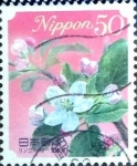 Stamps Japan -  Scott#3306 Intercambio 0,50 usd  50 y. 2011