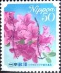 Stamps Japan -  Scott#3309 Intercambio 0,50 usd  50 y. 2011