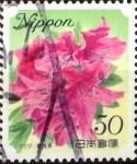 Sellos de Asia - Japón -  Scott#3327 Intercambio 0,50 usd  50 y. 2011