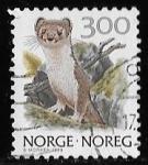 Stamps Norway -  Noruega-cambio