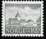 Sellos de Europa - Noruega -  Noruega-cambio