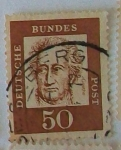 Stamps Germany -  DEUTSCHE BUSNDES POST