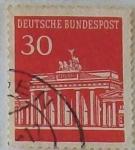 Sellos de Europa - Alemania -  DEUTSCHE BUSNDES POST