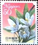 Sellos de Asia - Japón -  Scott#3328 Intercambio 0,50 usd  50 y. 2011