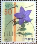 Stamps Japan -  Scott#3360 Intercambio 0,50 usd  50 y. 2011