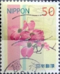 Sellos de Asia - Japón -  Scott#3403 ntercambio 0,50 usd  50 y. 2012