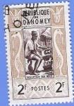 Stamps Benin -  SCULPTEUR  SUR  BDIS