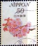 sellos de Asia - Japón -  Scott#3512 ntercambio 0,50 usd  50 y. 2013