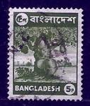 Sellos de Asia - Bangladesh -  Jacquier