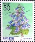 Stamps Japan -  Scott#Z615 ntercambio 0,65 usd  50 y. 2004