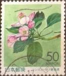 sellos de Asia - Japón -  Scott#Z614 ntercambio 0,65 usd  50 y. 2004