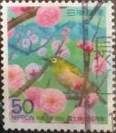sellos de Asia - Japón -  Scott#2732 fjjf intercambio 0,65 usd  50 y. 2000