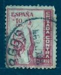 Stamps : Europe : Spain :  Crusada contra el frio
