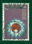 Stamps Switzerland -  50 Aniv. Cruz Roja