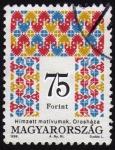 Stamps Hungary -  COL- BORDADO