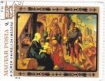 Stamps Hungary -  Navidad'78