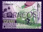 Sellos de Europa - España -  Prefranqueado
