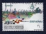 Sellos de Europa - España -  Jerez