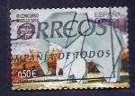 Stamps Spain -  III concurso del sello