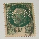 Stamps : Europe : France :  Maréchal Philip Pétain