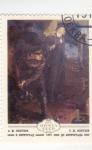 Stamps Russia -  CARBONEROS