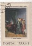 Stamps Russia -  RETRATO
