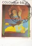 Stamps Colombia -  Ilustración