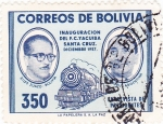 Stamps  -  -  BOLÍVIA- Intercambio