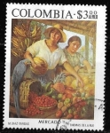 Sellos del Mundo : America : Colombia : Colombia-cambio