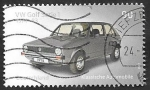 Stamps Germany -  VW Golf Serie 1