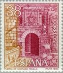 Sellos del Mundo : Europa : España : TURISMO-1983 (Puerta de Santiago-Melilla)