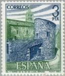 Sellos del Mundo : Europa : España : TURISMO - 1983 (Conjunto monumental Llivia-Gerona)