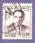 Stamps : Africa : Morocco :  INTERCAMBIO