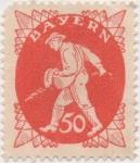 Sellos de Europa - Alemania -  Baviera Y & T Nº 183