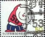sellos de Asia - Japón -  Scott#1344 intercambio 0,20 usd 50 y. 1978